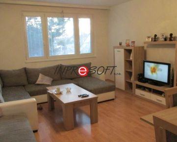 REZERVOVANÉ!!!! Na predaj čiastočne zrekonštruovaný 3iz.byt Zlaté Moravce