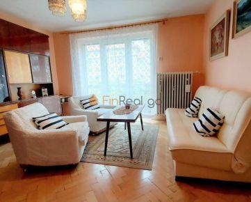 EXKLUZÍVNE slnečný 2-izbový byt s balkónom, centrum, Banká Bystrica