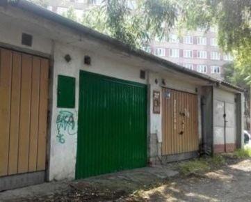 Prenajmem garáž na ulici Bardejovská /Michalovská, Košice