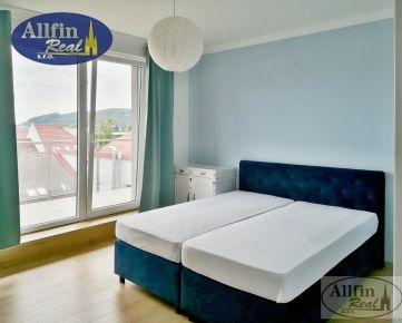 Luxusný 4-izb. byt s veľkou terasou v centre Prešova