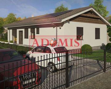 ADOMIS - ponúkame na predaj pekný rodinný dom - novostavba, Lemešany 16 km od Košíc