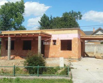 Predaj, novostavba rodinného domu Višňové, Žilina - Exkluzívne Reality