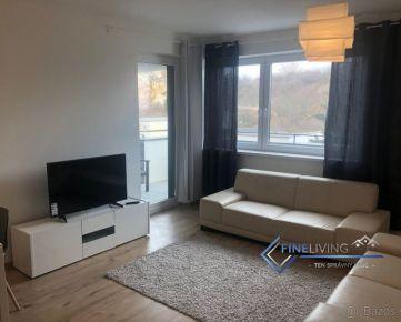 Krásna novostavba, 2 izb. byt, ul. Rázusova, NItra, loggia, park. miesto.
