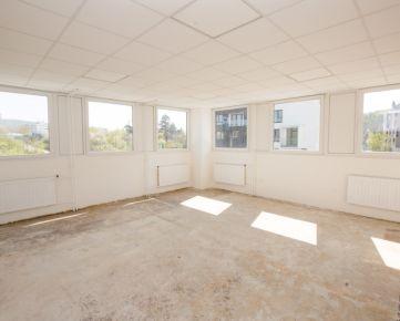IMPEREAL - prenájom - kancelársky priestor 36, m2, 2. posch., Polianky, Bratislava IV.