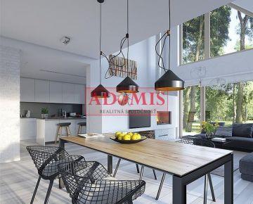 ADOMIS - Predám 6,5-izbový poschodový rodinný dom, 745m2, Vínna ulica, Košice - Krásna, NOVOSTAVBA,
