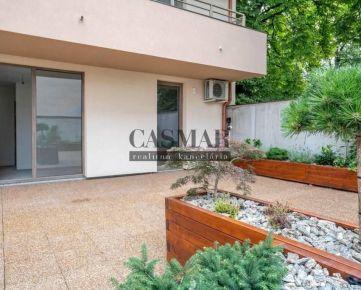 CASMAR RK - NOVOSTAVBA 3 izb. byt s loggiou aj terasou