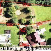 Pozemok pre rodinné domy 1141m2