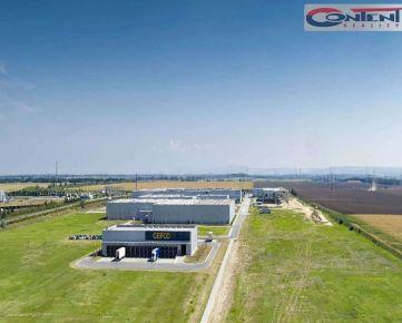 Prenájom skladových priestorov 1.748 m2, Trnava