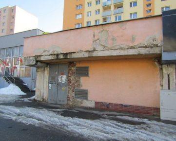 Odpredaj bývalej trafostanice v Prešove