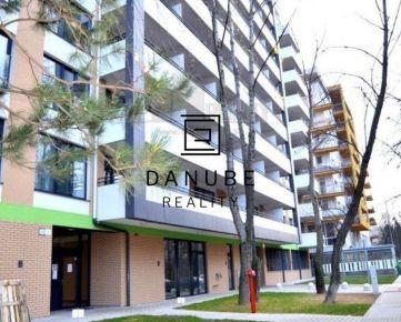 Prenájom 1 izbový byt 37 m2 v novostavbe na Antolskej ulici v Bratislave-Petržalke.