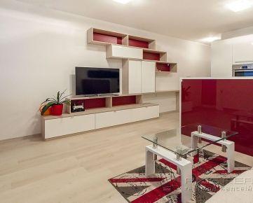 360° VIRTUÁLNA PREHLIADKA:: 2-izb. byt, NOVOSTAVBA s GARÁŽOU, BA II. Vrakuňa, Podunajská