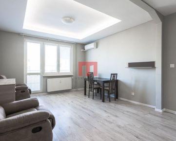 Na prenájom slnečný 3 izbový byt na Riazanskej ulici neďaleko OC VIVO