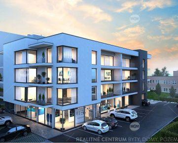 (NP3) Predaj kancelárskych priestorov o výmere 85,98m2 v projekte RUDNAY RESIDENCE