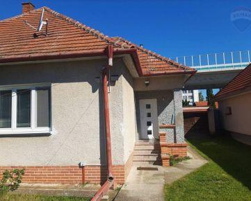 REZERVOVANÉ! Predaj dom Nitra Krškany
