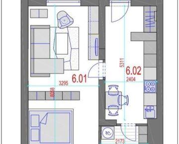 AMEXA REAL» ponúka na predaj 2izb apartmán - 76.847,-€
