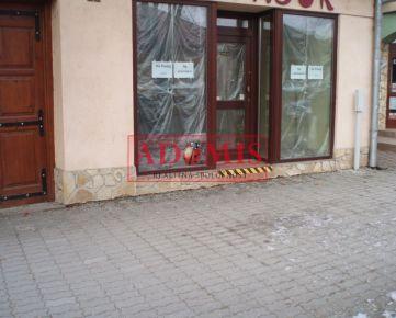 ADOMIS -ponuka na predaj ( prenájom) komerčný objekt, Moldava nad Bodvou