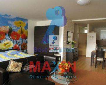 Prenájom:*MAXEN*, 1- izbový byt,NOVOSTAVBA, zariadený, sídl.Nad Jazerom, Košice IV