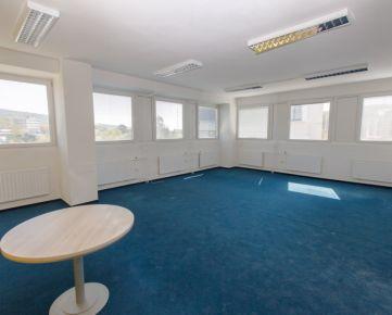 IMPEREAL - prenájom - kancelársky priestor 49,8 m2, 4. posch., Polianky, Bratislava IV.