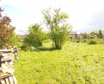 Na predaj záhrada s priamym prístupom autom, BA Rača, časť Žabí Majer