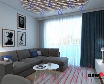 Ponúkam Vám na predaj jedinečný 3 izbový byt s exkluzívnymi technológiami v lokalite Zámostie v TN