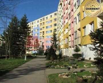 KÚPA: 3-izbový byt s balkónom, pôvodný stav, Solinky- ul. Dubová