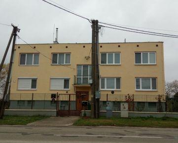 Dražba 3-izbového bytu v obci Ňárad