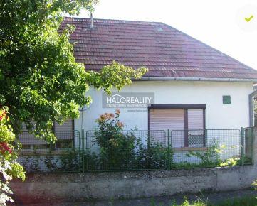 HALO REALITY - Predaj, rodinný dom Jur nad Hronom - ZNÍŽENÁ CENA
