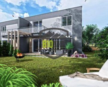 5 izbové rodinné domy Žilina - Bytčica