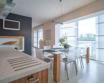 Video- obhliadka!  5 izbový byt v novostavbe v centre mesta / Exclusive 5 rooms apartment in the centre of the city, Žilina, 419.622 EUR
