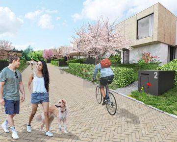 ZÁHRADNÉ SADY: dizajnový 4 izbový rodinný dom,k Surdoku,Prešov