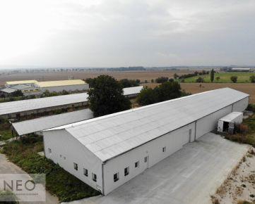 NEO - Prenájom výrobno-skladových priestorov 1000m2 Vrbové