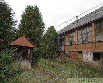 Dom s vlastným dvorom v obci Gemerská Poloma. Znížená cena!