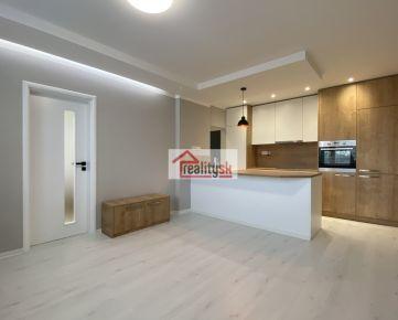 1,5 izbovy byt po kompletnej rekonstrukcii