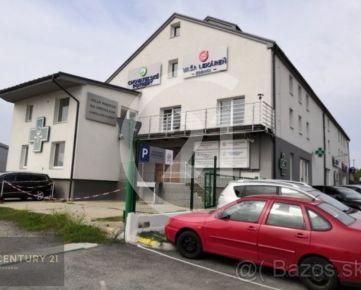 Prenájom podnikaťeľské priestory Nitra