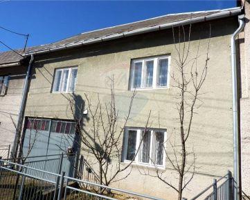 Na predaj rodinný dom v obci Pohorelá.
