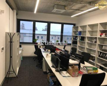 TIMA Real - Kancelária na prenájom 42m2, Trnava - Modranka