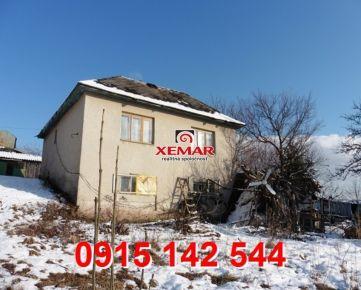 Na predaj rod. dom s pozemkom na Hriňovských lazoch
