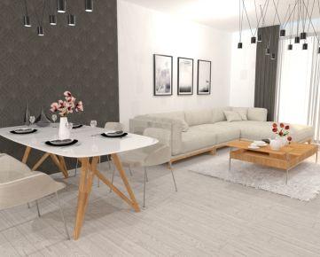 Úplne nový 4 izbový rodinný dom s vlastnou garážou 1B