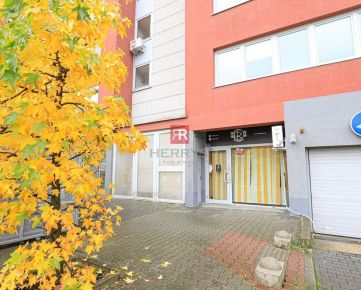HERRYS - na prenájom obchodný priestor na Tomášikovej ulici v Ružinove