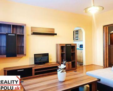 Prenájom šikovne prerobeného 3 - izbového bytu v Karlovke