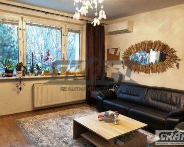 GRAFT ponúka 3-izb. byt Beňadická ul.