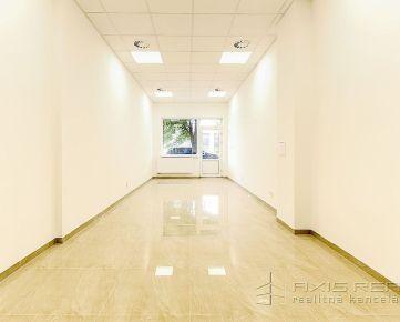 360° VIRTUÁLNA PREHLIADKA:: Kancelársky priestor 44 m2, VÝKLAD, BLÍZKO CENTRA, Trnava