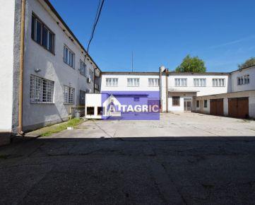 3399 Na predaj administratívna/polyfunkčná budova v Bátorových Kosihách - 1500 m2