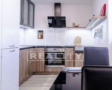 Na predaj pekne, v modernom štýle prerobený 2-izbový byt 64 m2, Južné Mesto, ul. Milosrdenstva. CENA: DOHODOU