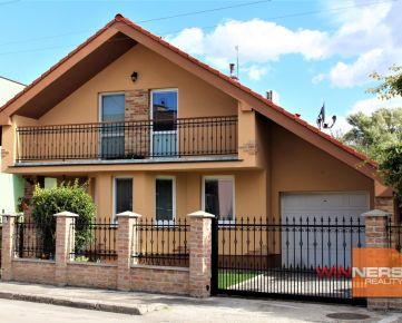 Exkluzívne na predaj 5 izbový rodinný dom v Malinove iba 9km od Bratislavy