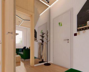 Retro - Žilina - jednoizbový byt 4.7