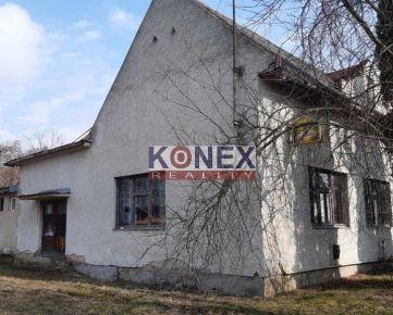 KONEX REALITY – Dom v obci Veľké Revištia, 15 km od Michaloviec.