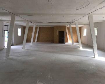 Skladové / prevádzkové priestory na prenájom, 182 m2, Zamarovce