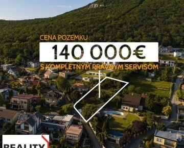 Stavebný pozemok- Nitra/Zobor