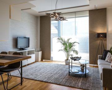 Predaj 3-izbového bytu s predzáhradkou v novostavbe na Kolibe